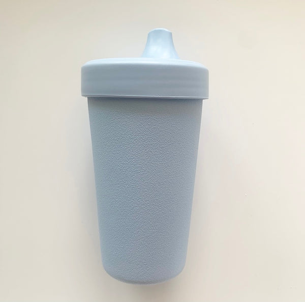 No-Spill Sippy Cup - Ice Blue