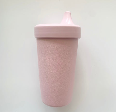 No-Spill Sippy Cup - Ice Pink
