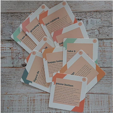 'Mindful Moments' Activity Cards