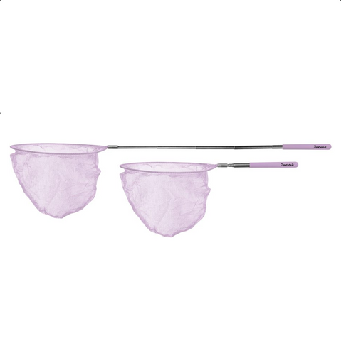 Extendable Fishing Net - Purple