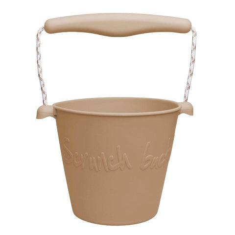 Foldable Bucket - Sand