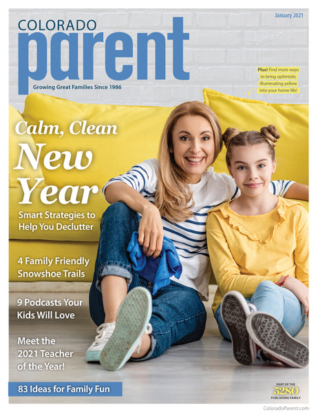 Colorado Parent January 2021 Issue