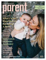 Colorado Parent May 2018 Issue