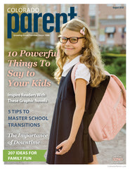 Colorado Parent August 2018 Issue