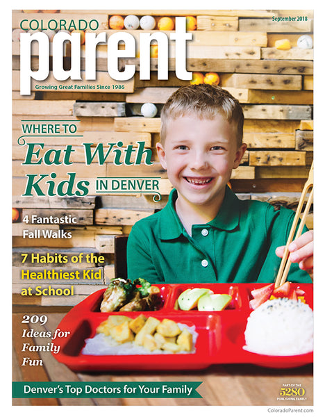 Colorado Parent September 2018 Issue