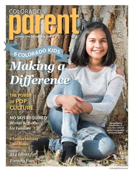 Colorado Parent November 2018 Issue