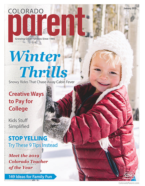 Colorado Parent January 2019 Issue