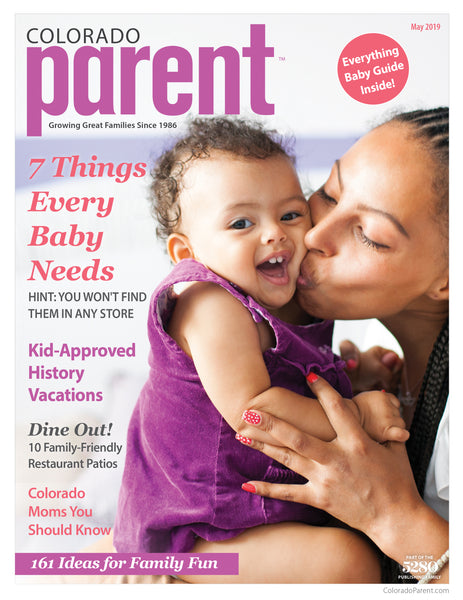 Colorado Parent May 2019 Issue