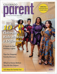 Colorado Parent November 2020 Issue