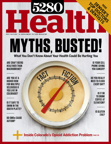 5280 Health 2017 Issue