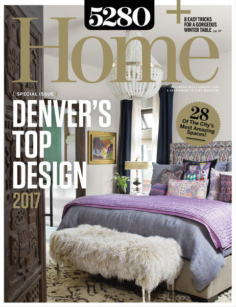 5280 Home Winter 2016 Issue