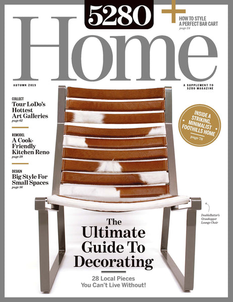 5280 Home Autumn 2015 Issue