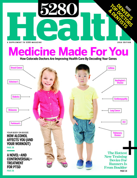 5280 Health 2016 Issue