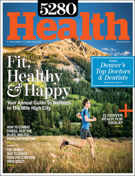 5280 Health 2015 Issue