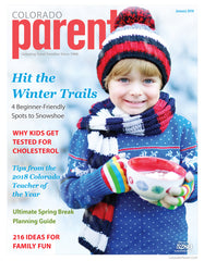 Colorado Parent January 2018 Issue