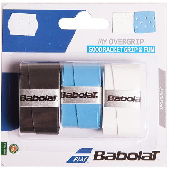 Babolat My Grip Blue/White/Black
