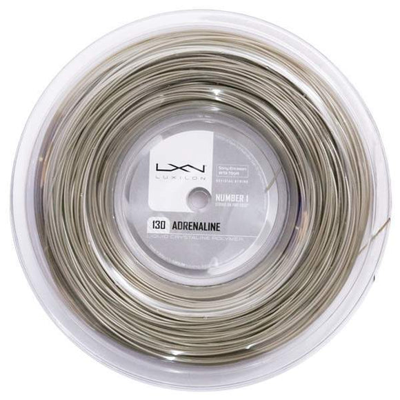 Luxilon Adrenaline Tennis String Reel