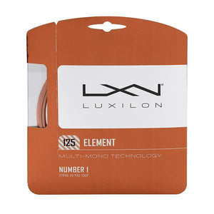Luxilon Element 1.25mm Tennis String