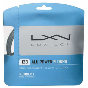 Luxilon ALU Power Fluoro Tennis Strings
