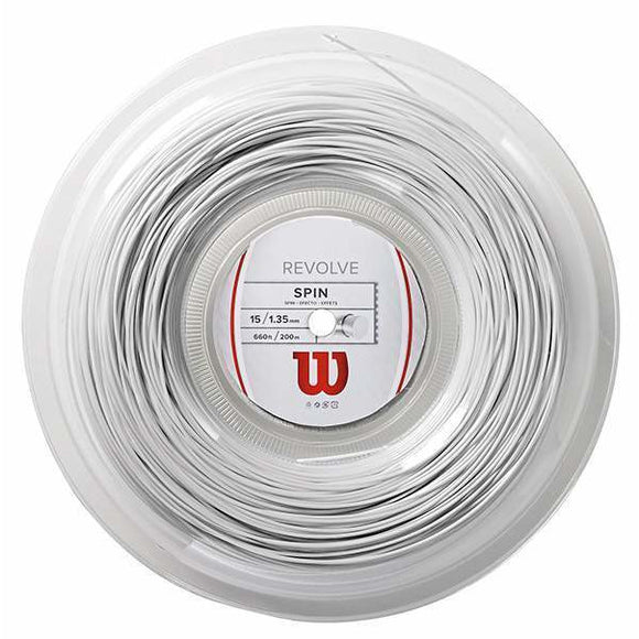 Wilson Revolve 1.35mm Tennis String Reel