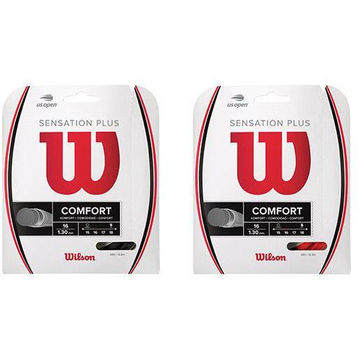 Wilson Sensation Plus 1.34mm Tennis Strings