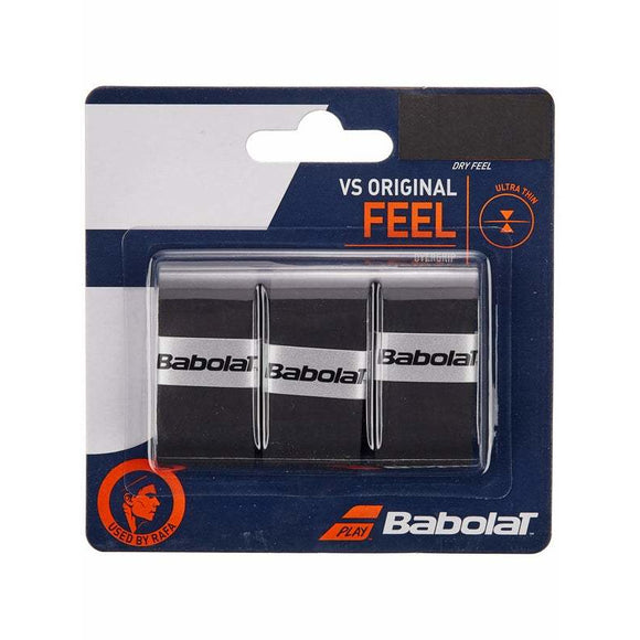 Babolat VS Grip Overgrip (3x) Black