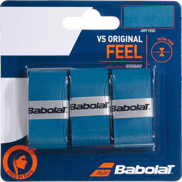 Babolat VS Grip Overgrip (3x) Blue