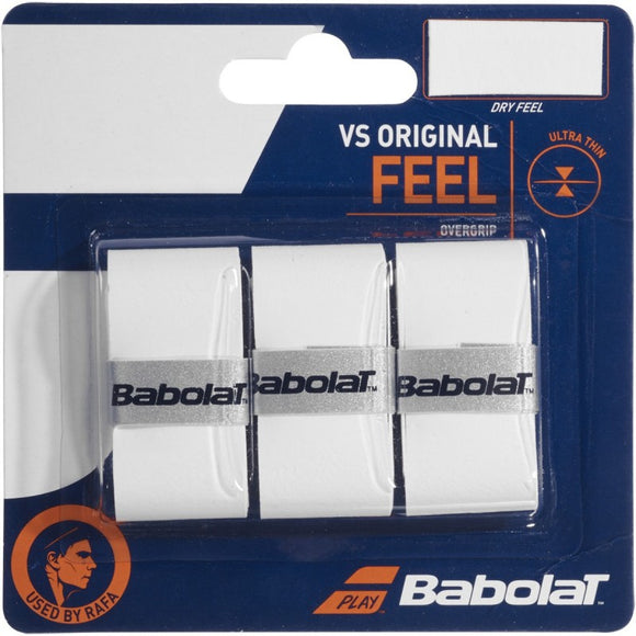 Babolat VS Grip Overgrip (3x) White