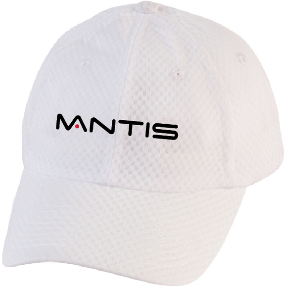 MANTIS Light Weight Mesh Cap - WHITE