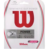 Wilson Synthetic Gut Power 1.30mm Tennis Strings