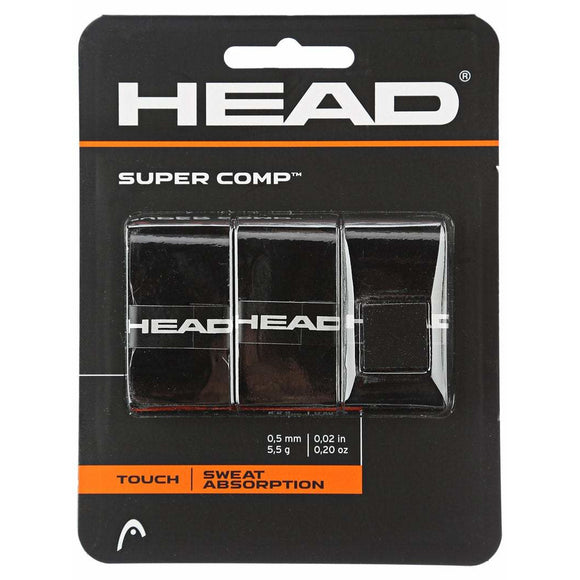 Head Super Comp Overgrips 3 Pack