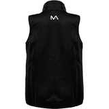 MANTIS Puffer Vest Blk/Red (Men's)