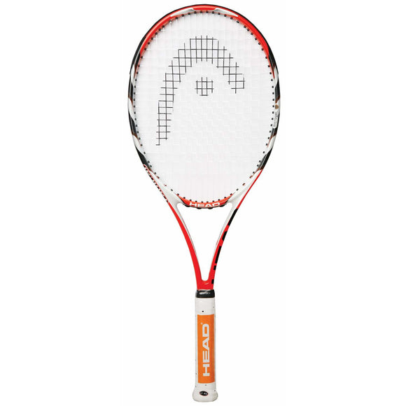 Head MicroGel Radical MP 98 Tennis Racquet.
