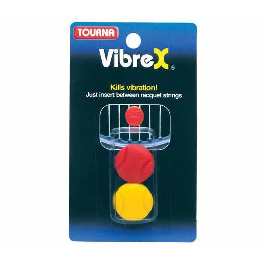 Tourna Vibrex-1 (2x) Vibration Dampener (ASSORTED COLOURS)