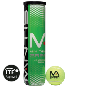 MANTIS STAGE 1 Tennis Balls (4 Can)