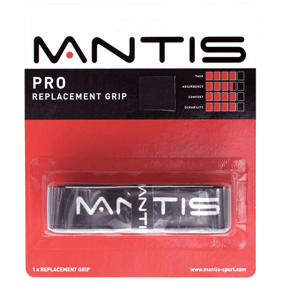 MANTIS Pro Replacement Grip 1.8mm (Black)