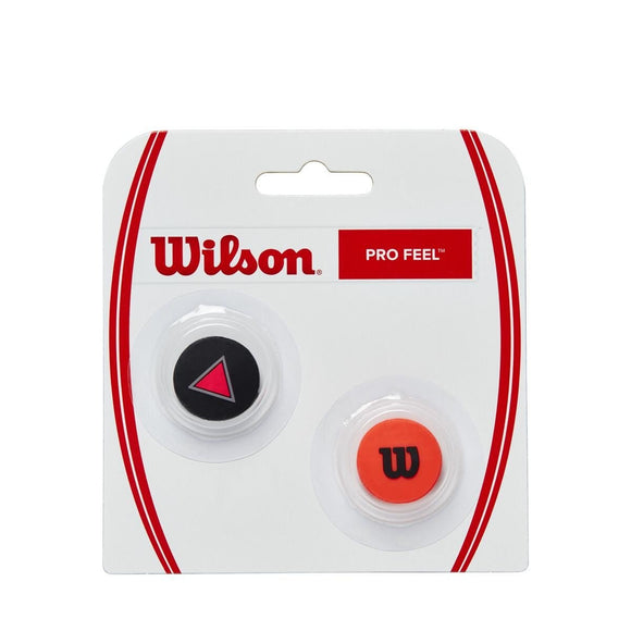 Wilson Clash Pro Feel Dampener 2 Pack