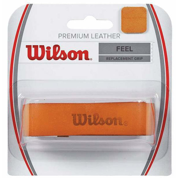 WILSON Leather Tennis Replacement Grip