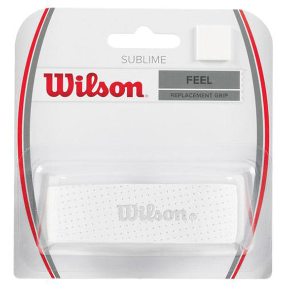 Wilson Sublime White Replacement Grip