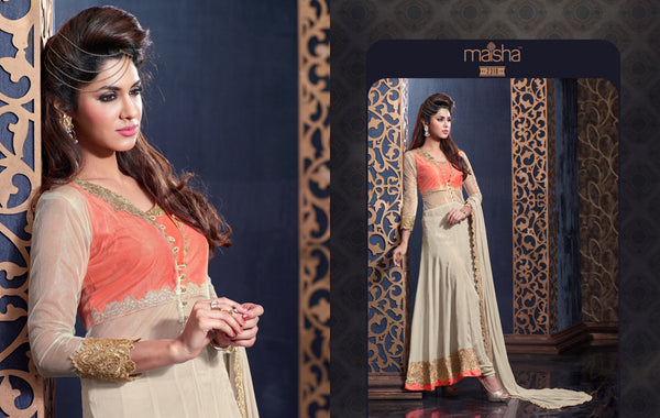 Maisha Maskeen Harman suit 2310 - Pakeeza-Boutique