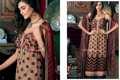 Gul Ahmed Eid 2015 suit CT-130 - Pakeeza-Boutique