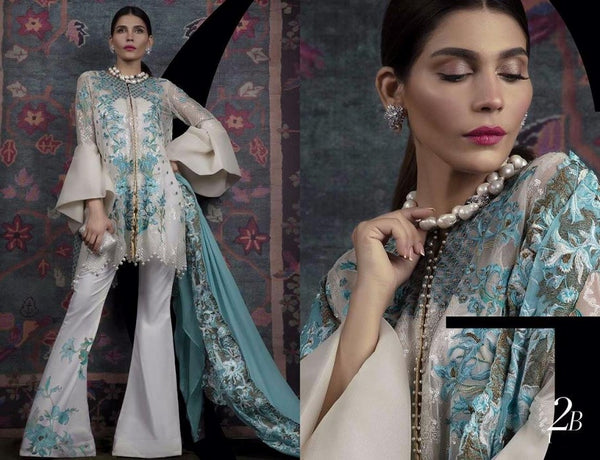 Sana Safinaz Luxury Eid Suit 02B