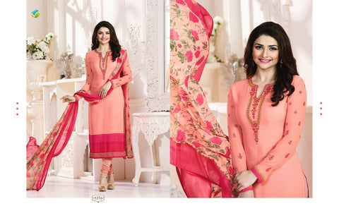 Silkina Royal Crepe 9 Hit suit 5376