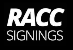 RACC Signings Shop