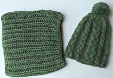 Load image into Gallery viewer, Emerald Set - Alpaca wool