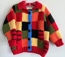 Load image into Gallery viewer, Baby/Infant Styles Cardigan - Antiallergic wool