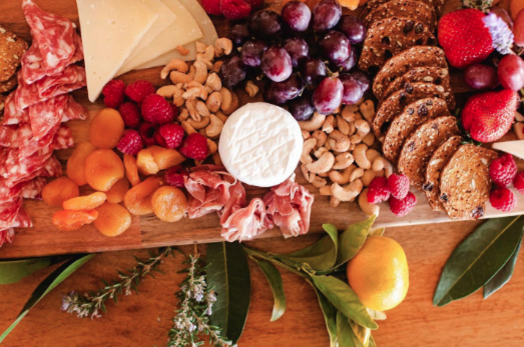 Cheeseboard with Ragged Point