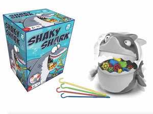 Shaky Shark 4+ Hook the Most pieces