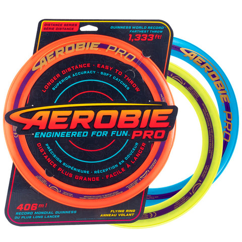 "Aerobie® Pro Ring The Astonishing Flying Ring! 13"" 12+"