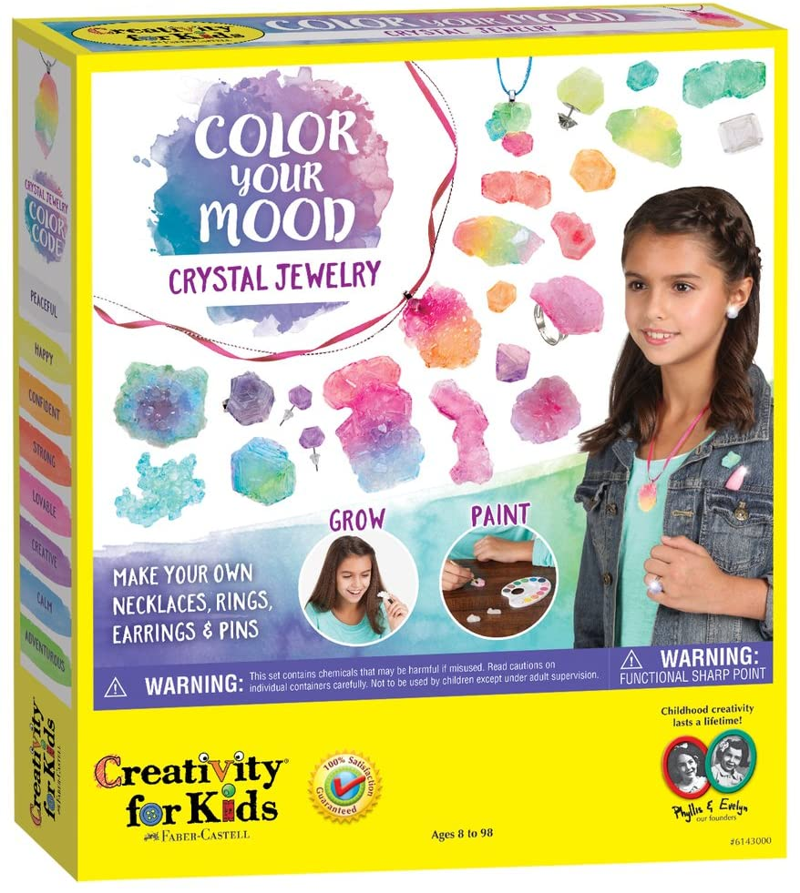 Crystal Jewelry - Colour Your Mood